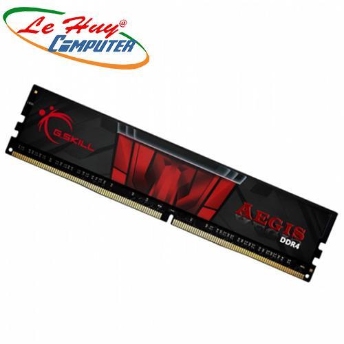 Ram Máy Tính GSKILL DDR4 8GB/3000 AEGIS (F4-3000C16S-8GISB)