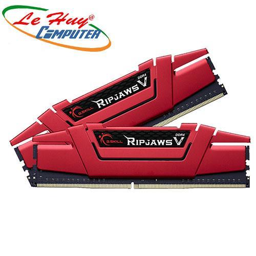 Ram Máy Tính GSKILL DDR4 8G/2133 RIPJAWS V (4GX2)(F4-2133C15D-8GVR)