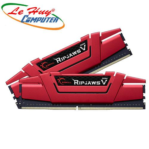 Ram Máy Tính GSKILL DDR4 32G/3000 RIPJAWS V (16GX2)