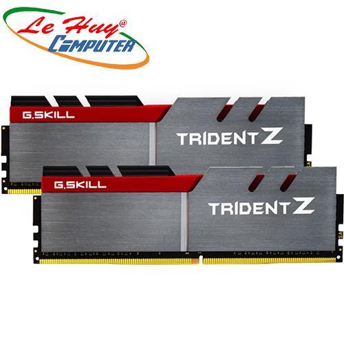 Ram Máy Tính G.SKILL DDR4 32G/3200 TRIDENTZ(KIT 2X16G) (F4-3200C16D-32GTZ)