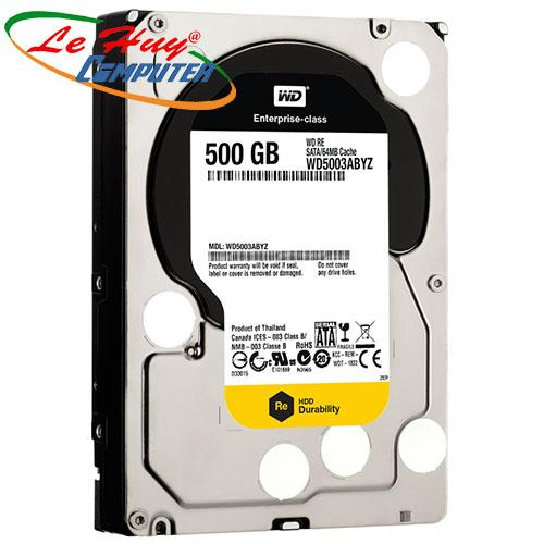 Ổ Cứng HDD Western 500GB - WD5003ABYZ (Enterprise)