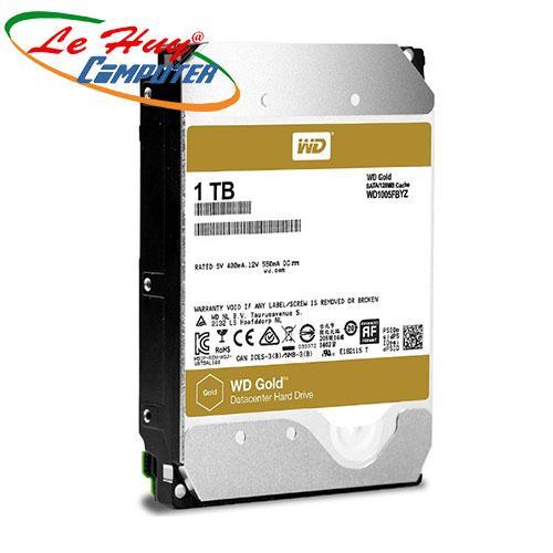 Ổ Cứng HDD Western 1TB - WD1005FBYZ Enterprise (GOLD )