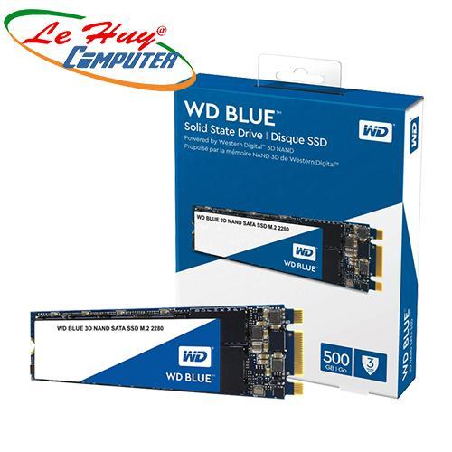 Ổ Cứng SSD Western Digital 500GB(M2-2280)