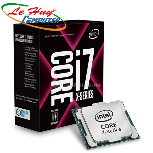 CPU Intel® Core i7 7740x (Kaby Lake)