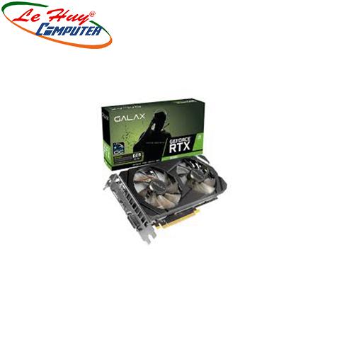Card Màn Hình - VGA GALAX RTX 2060 (1 Click OC) 6GB GDDR6 (26NRL7HPX7OC)
