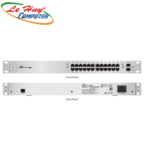 Thiết bị chuyển mạch Switch Gigabit 24 Port Unifi US-24-250W