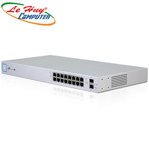 Thiết bị chuyển mạch Switch Gigabit 16 Port UniFi ES-16-150W