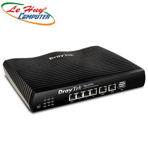 Thiết bị mạng - Router Draytek Vigor 2926