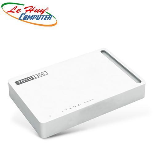 Thiết bị chuyển mạch Switch TOTOLINK 5P S505G 10/100/1000