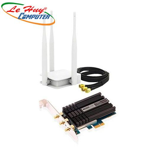 Card Mạng Wireless TOTOLINK A1900PE- AC1900 Wireless Dual Band PCI-E Adapter