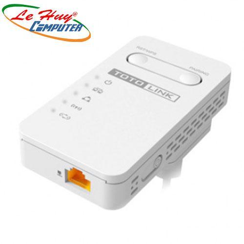 Bộ Mở Rộng Sóng TotoLink PLC350KIT- Power Line Adapter