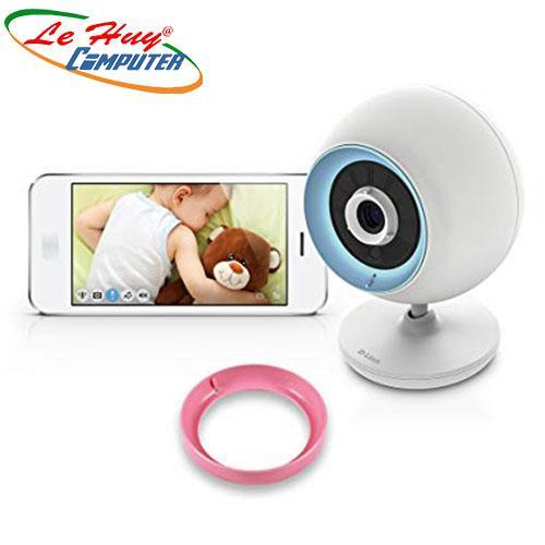 Camera IP Baby không dây hồng ngoại D-Link DCS-820L