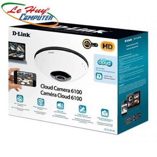 Camera IP không dây hồng ngoại D-Link DCS-6010L