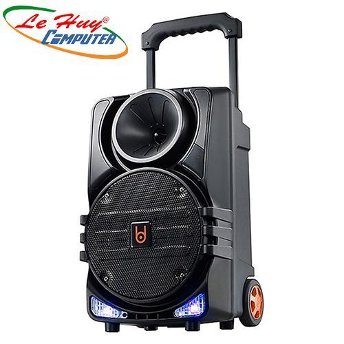Loa Kéo Di Động BD-H0863YS LED (BT/USB/TF)-2.5 TẤT-80W