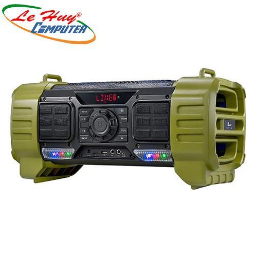 Loa Kéo Di Động BD-H066Y LED(USB/TF/BT)-2.5 TẤT-80W