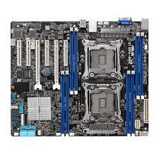 Bo Mạch Chủ - Mainboard ASUS Z10PA-D8C (DUAL CPU WORKSTATION)