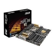 Bo Mạch Chủ - Mainboard ASUS Z10PE-D16 WS (DUAL CPU WORKSTATION)