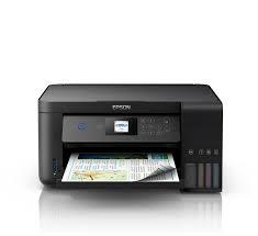 Máy in phun màu L4160 Wi-Fi All-in-One Ink Tank Printer