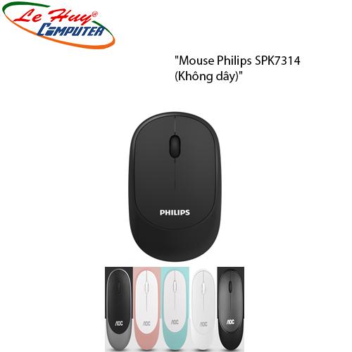 Mouse Philips SPK7314 (Không dây)