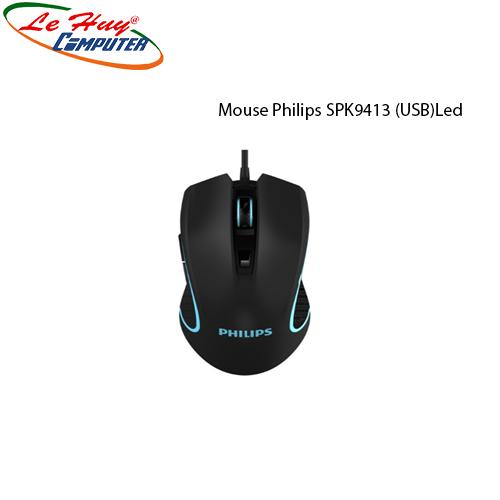 Mouse Philips SPK9413 (USB)Led