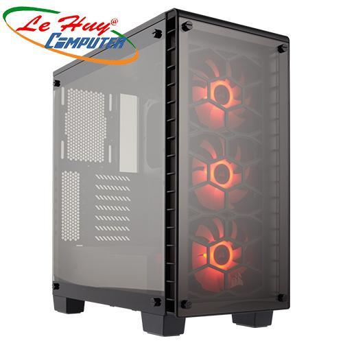 Vỏ máy tính Corsair Crystal Series 460X RGB