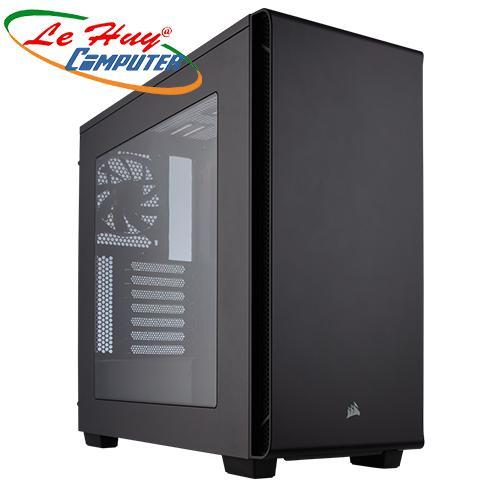 Vỏ máy tính Corsair  270R Black Window