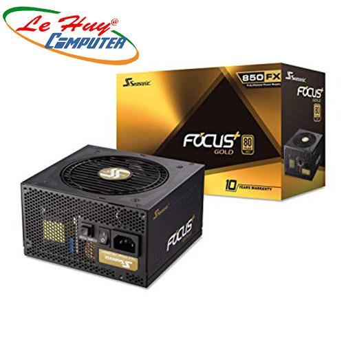 Nguồn máy tính SEASONIC Focus Plus FX-850 850W