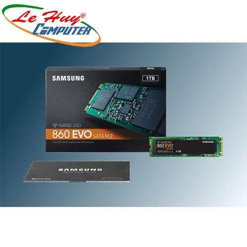 Ổ Cứng SSD Samsung 860PRO - 1TB 2.5