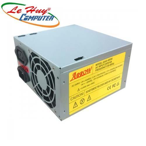 Nguồn máy tính ARROW 450W Fan 8