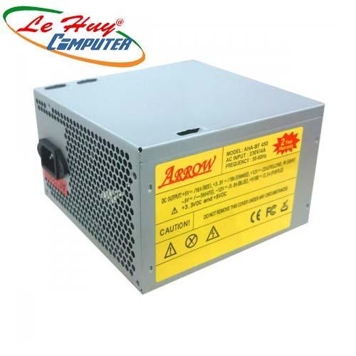 Nguồn máy tính ARROW 450W Fan 12