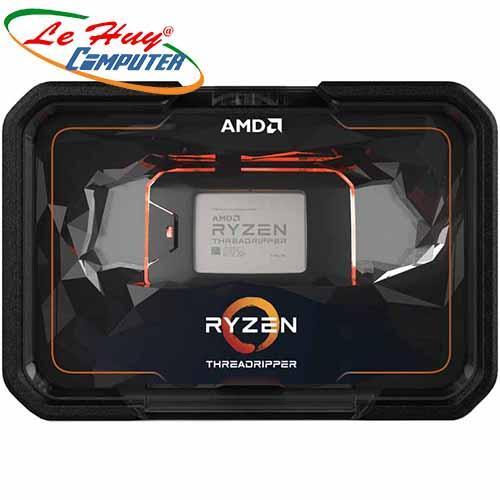 CPU AMD Ryzen Threadripper 2990WX / 3.0 GHz (3.4Ghz Boost All core/4.2GHz Max) / 80MB Cache / 32 cores / 64 threads / 250W / Socket TR4