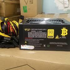 Nguồn Máy Tính - VSP 1600W(3 tháng)