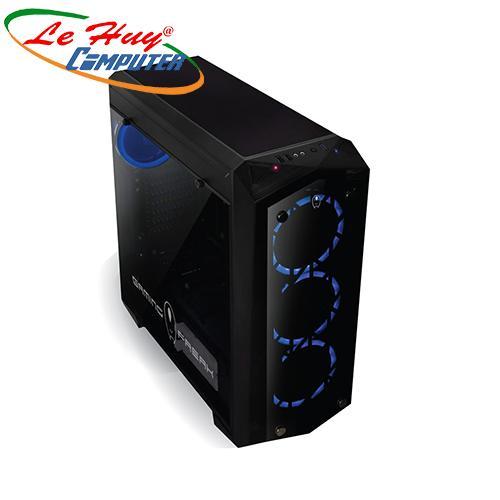 Vỏ máy tính Gaming Freak GFG-VX500G KÍNH CƯỜNG LỰC + 3 FAN LED RGB