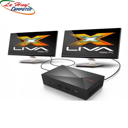 Máy Tính Bộ PC - MINI PC ECS-LIVA XE Intel®Braswell N3050 SOC