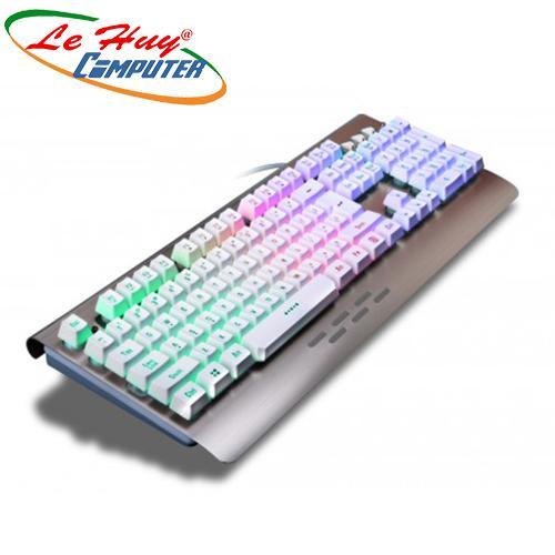 Bàn phím Coolerplus CPK-X8- PHÍM GIẢ CƠ LED