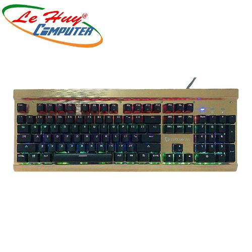 Bàn phím Coolerplus CPK-X9- PHÍM CƠ LED RGB