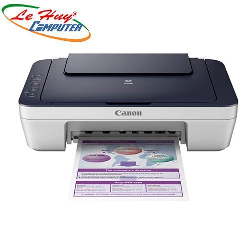 Máy in phun màu Canon PIXMA E400 (In phun màu đa năng)