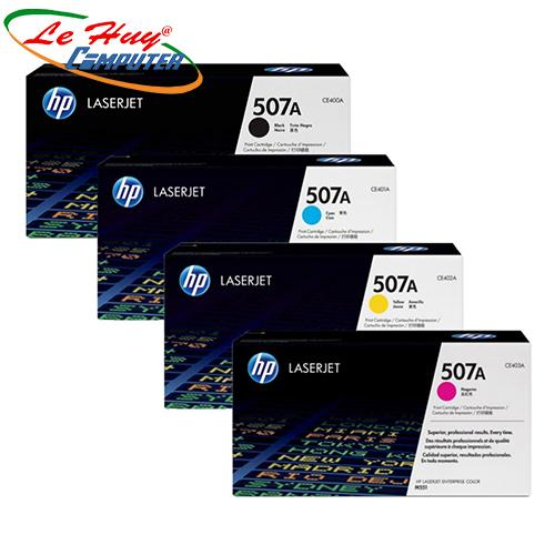 Cartridge HP 507A Black Original (CE401/2/3A)