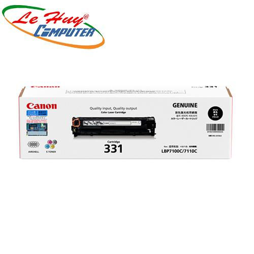 Cartridge Canon 331 Toner - Black