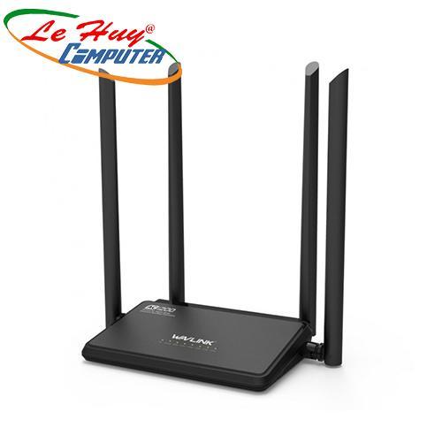 Thiết bị mạng - Router WAVLINK AC1200 (WS-WN529A3)