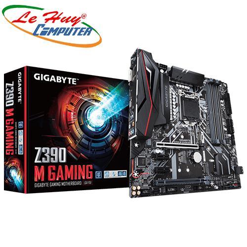 Bo Mạch Chủ - Mainboard Gigabyte Z390M GAMING