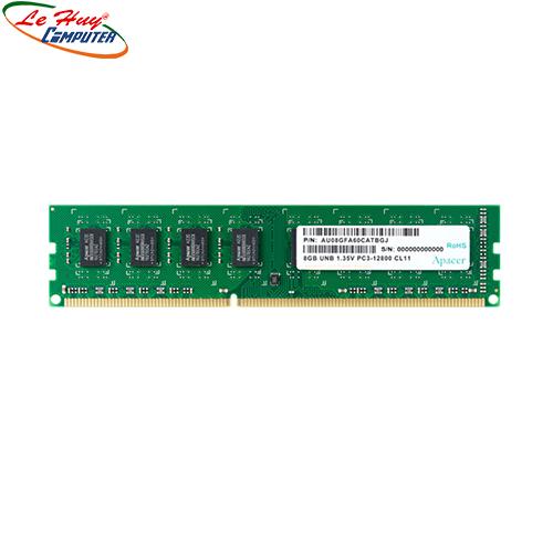 Ram Máy Tính Apacer DDR3 8G/1600  VALUE