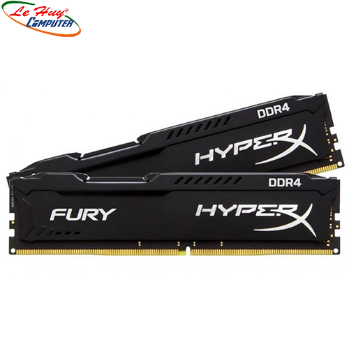 Ram Máy Tính KingstonDDR4 8G/1600 Hyperx Fury:Blue / Red / Black