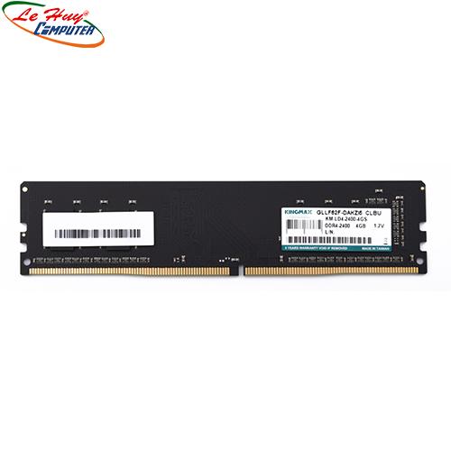 Ram Máy Tính Kingmax 4GB DDR4 2400 Chính hãng