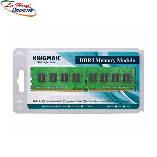 Ram Máy Tính Kingmax 8GB DDR4 2400 Chính hãng