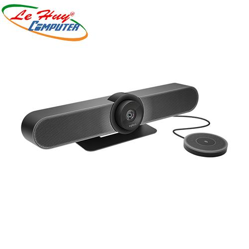 Logitech Webcam MeetUp HD Video and Audio