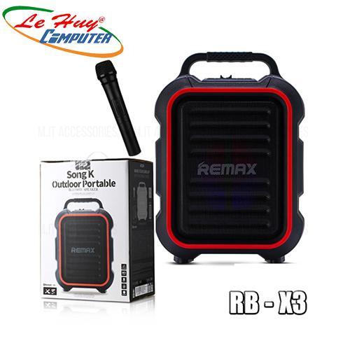 Loa Kéo Di Động Remax RB-X3 KÈM 1MIC