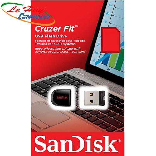 SANDISK 8GB CZ33 (USB 2.0)