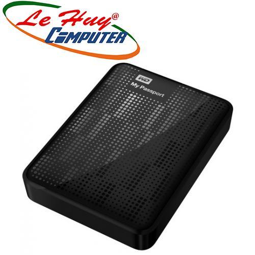 Ổ Cứng Di Động Western Digital MY PASSPORT 2.5' 1TB – USB 3.0 Hàng CTY