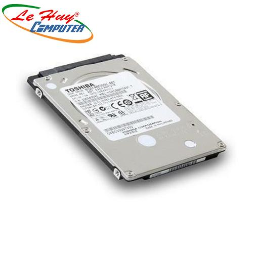 HDD - Ổ Cứng Laptop TOSHIBA 2TB/5400rpm/128MB/9.5mm/L200